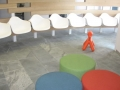 atlantic flamed and brushed reception area medical centre (6)