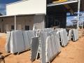 Verde Austral  Billets ready for transport